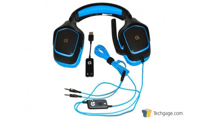 88aa6e48509 Headsets Logitech G430 Digital Gaming Headset | V-Tech Computer Shop